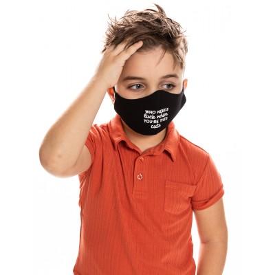 Kids Pack of 3 Reversible Mask
