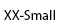 XX-Small